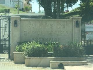 Quintas de Santa Maria Extension  4 y 4 $1.6