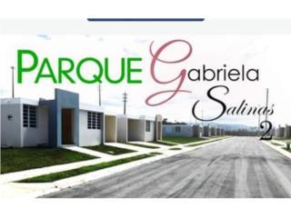 PARQ GABRIELA 3-2 POCAS UNIDADES 99,000 BONO