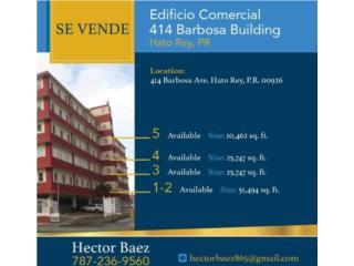 NUEVO PRECIO!!! EDIFICIO AVENIDA BARBOSA #414