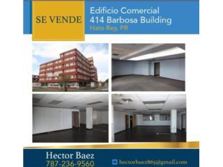 -EDIFICIO AVENIDA BARBOSA #414 NUEVO PRECIO