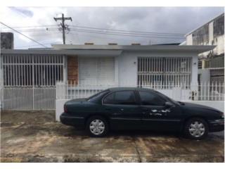 Urb. Puerto Nuevo  3h/1b  solo $71,200K