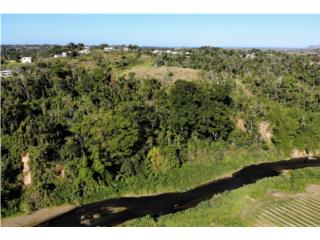 Añasco - 5.75 Acres, River and Ocean Views!