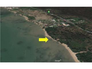 Spectacular Beachfront Lot - 25 acres