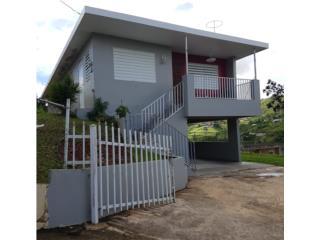 Casa 4c/2b Bo. Cañabón Barranquitas