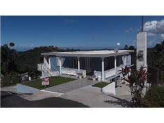Casa con vista panorámica