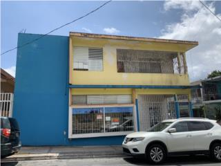 Ave. Celso Barbosa comercial y residencial $99k