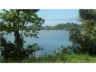 Terreno con vista y acceso al Lago la Plata