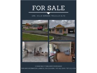 Villa Soñada *2 casas multi-fam segregadas*