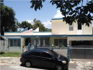 Casa 3/1 con Apt 1/1 en Bajadero, Arecibo.