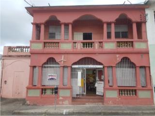 *Edificio C/Padilla El Caribe, pueblo Caguas*