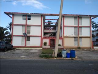 Apt. en Condominio La Playa, Arecibo pueblo