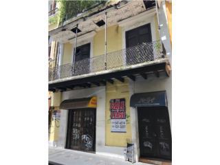 Vende/Renta Viejo San Juan 10 Contadores A-L