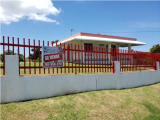 Casa en sector Bajura, Aguada