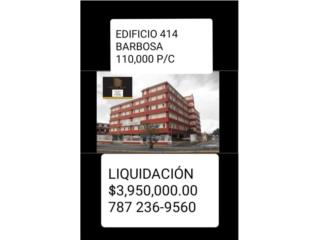 FOR SALE : BARBOSA #414 OFFICE BUILDING