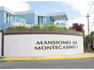 MANSIONES MONTECASINO //REPO!787-904-2335