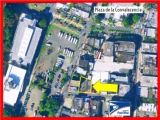 LOCAL CON PARKING, RIO PIEDRAS PUEBLO, LLAMA