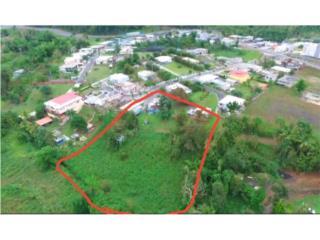 Finca 7,212 m2 (2cdas aprox) Urbano R1
