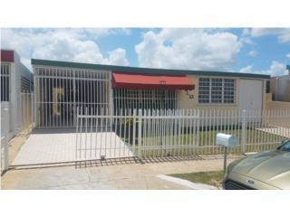 Urb. Villa Humacao, 3cuartos, 2 baños 85K