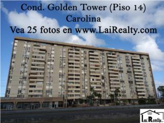 Cond. Golden Tower - Piso 14, Pkg bajo techo