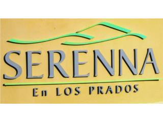 Cond. Serenna, Los Prados 3h/2.5b