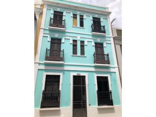 Viejo San Juan St Cruz