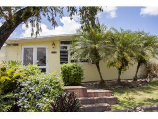 Casa 3/2 con piscina en Trujillo Alto