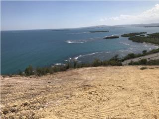 El Penon Terreno 2.2 cdas bella Vista al Mar