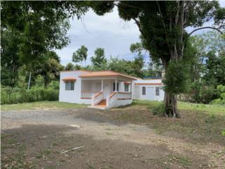 Corsega, Rincón, 3 casas, 2.5 cuerdas de terreno.
