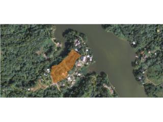 A orillas Lago Dos Bocas