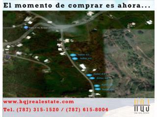 Solares en Sector Julio Guerra, (Rincón)