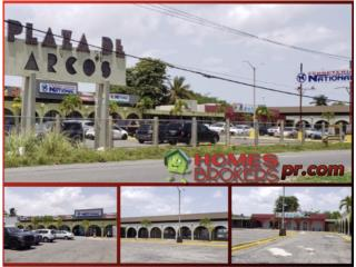 PLAZA DE ARCOS SHOPPING CENTER, $5.5M OMO