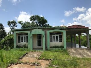Casa, Bo. Mameyes, Utuado-Opcionado
