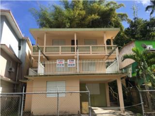 Se vende casa de 3 apartamentos en Judea