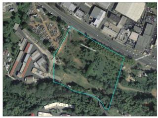 Vacant Land Along PR-1 North of Caguas SALE