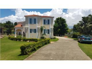 Caimital Alto, Villa Garajales