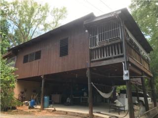 Casa en 1.5 cuerdas de solar
