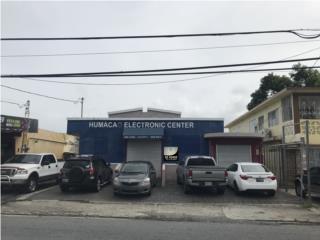 Venta de propiedad comercial en Humacao