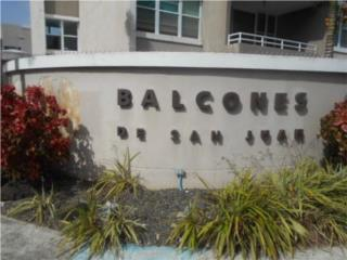 Apto 2-b-3Condo Balcones De San Juan San Juan
