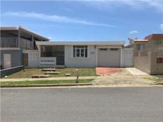 CASA, URB. LOIZA VALLEY, 3 HABS / 1 BATH