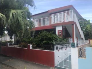 Ponce,Villa Flores,Inversion 2 niveles $138K