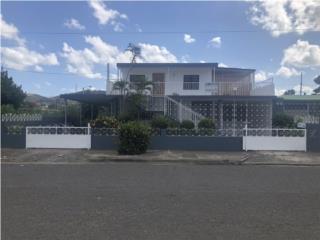 Ponce Villa Flores, 5H, 2B,INVERSION!!!$135K