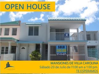 OPEN HOUSE!! - Mansiones de Villa Carolina