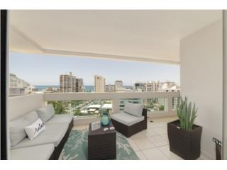 UNDER CONTRACT Plaza Stella remodeled