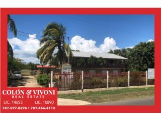 Terreno Comercial (Combate - Cabo Rojo) 1.2M