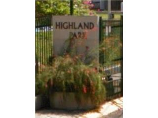 Cond. Highland Park  2h/1.5b