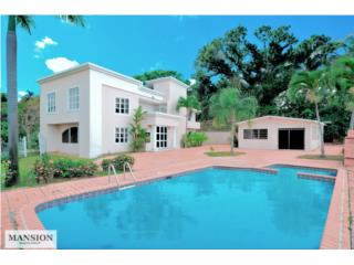 Exclusive Estate at Guaynabo, Call Now!