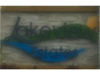 Urb. Lakeview Estates, Caguas PR