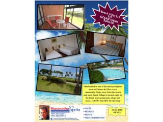 Beach Village 215 Palmas del Mar