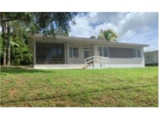 Se vende casa de HUD en Angeles de Utuado