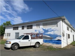 Edificio de concreto, Barrio Playa, 1,195 mts
